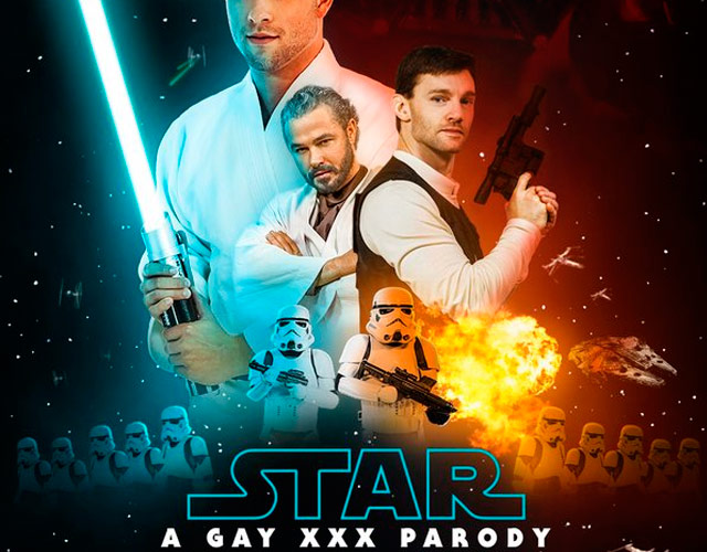 Star Wars porno gay