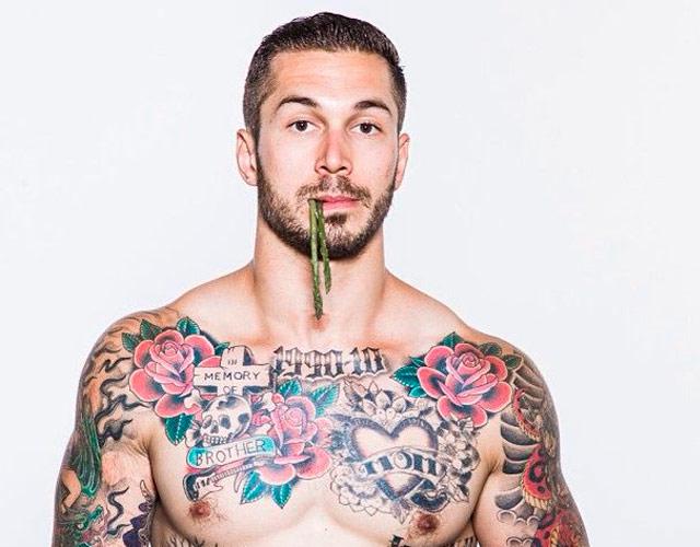 tatuajes bailarines desnudo