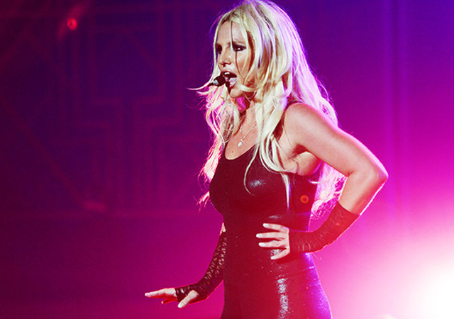 Britney Spears renueva 'Piece of Me' en un 75%