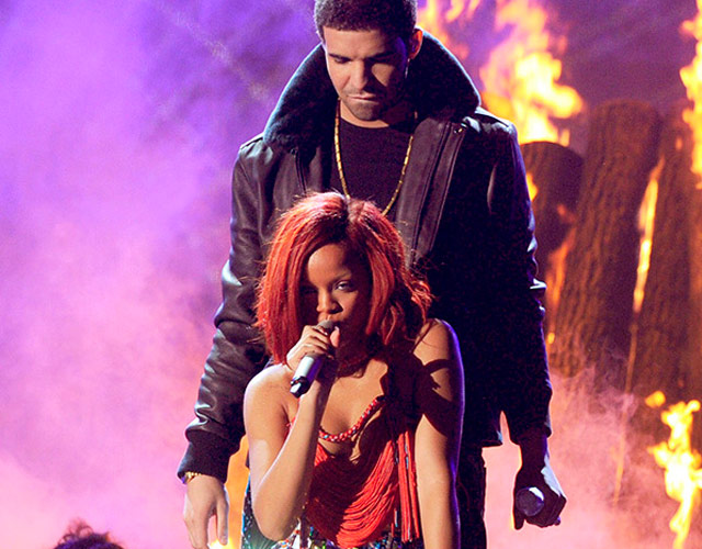 Rihanna y Drake graban vídeo para 'Work', nuevo single