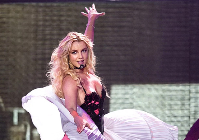 "Britney Spears anuncia nuevo single 'Just Luv Me' para ""muy pronto"""