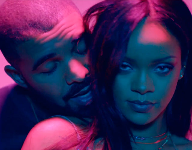 Rihanna y Drake, perreando en el doble vídeo de 'Work'
