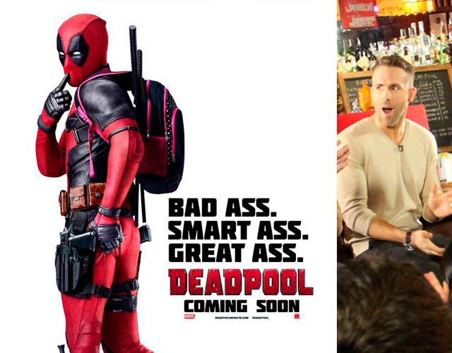 Ryan Reynolds desnudo Deadpool