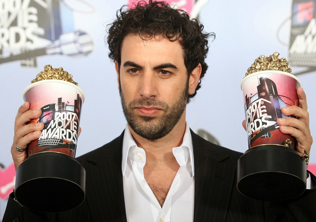 Is Sasha Baron Cohen Gay 3