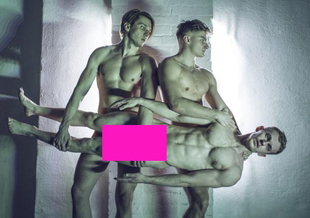 Bailarines Para Gay 30