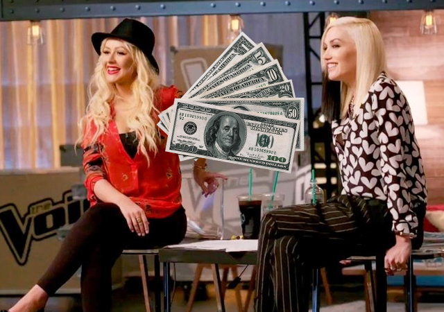 Christina Aguilera no soporta a Gwen Stefani -1