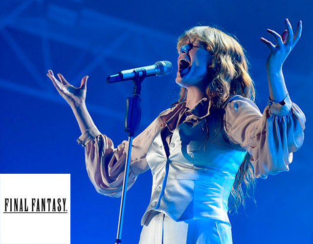 Florence + The Machine versiona 'Stand By Me' para 'Final Fantasy XV'