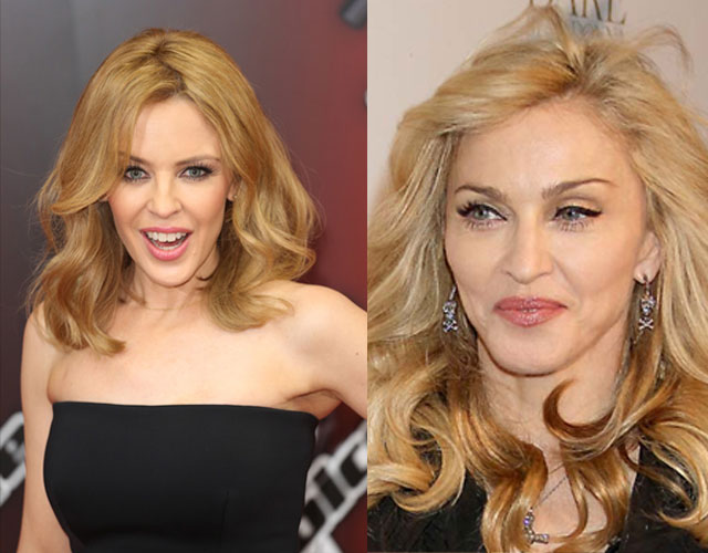 Madonna versiona 'Can't Get You Out Of My Head' de Kylie