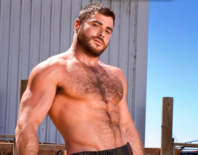 Mike Dozer actor porno gay cárcel violador