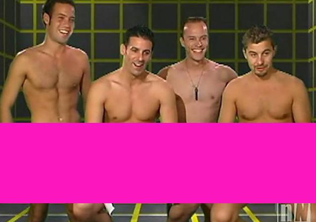 Presentadores desnudos CromosomaX