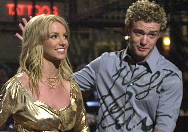 Britney Spears le propone a Justin Timberlake actuar juntos