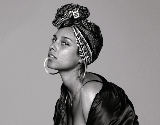 Alicia Keys estrena 'In Common', nuevo single