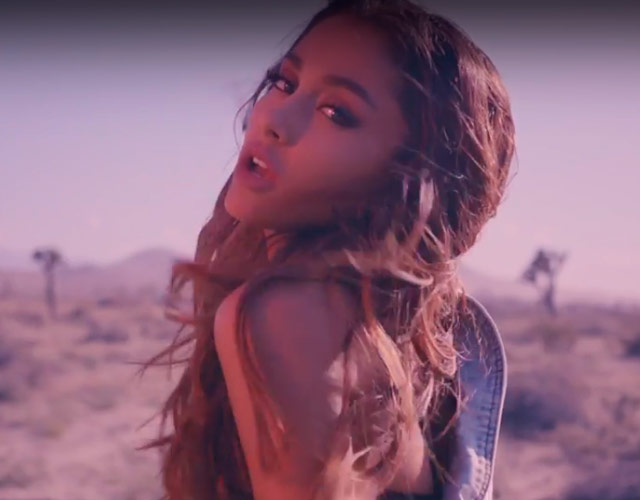 Ariana Grande estrena vídeo para 'Into You'