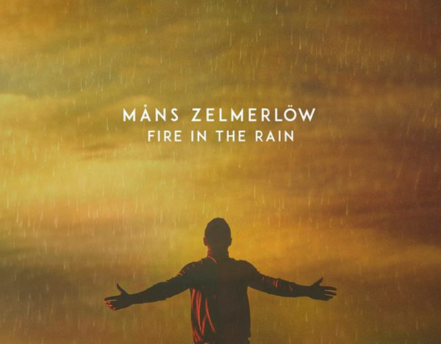 Måns Zelmerlöw - Fire In The Rain -1