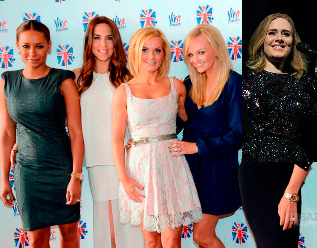 Adele Spice Girls