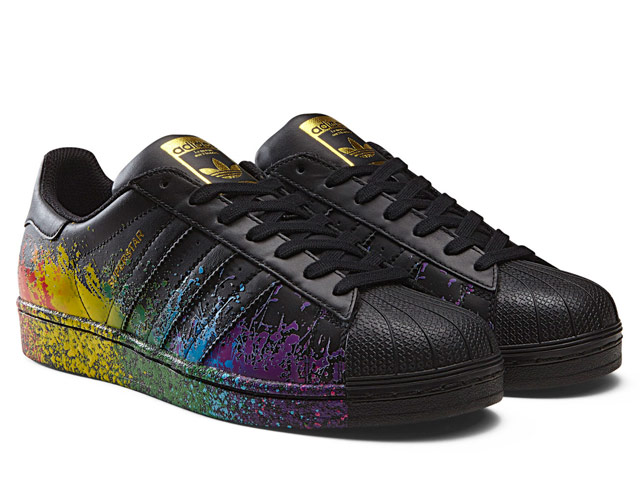 adidas superstar orgullo
