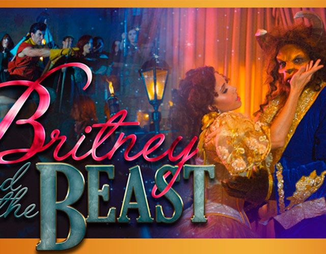 'La Bella Y La Bestia' con canciones de Britney Spears en 'Britney And The Beast'