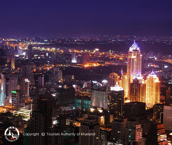Especial turismo en Tailandia: Bangkok
