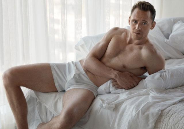 tom hiddleston desnudo