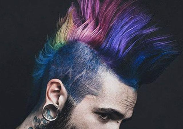 Los Mejores Colores Para El Pelo De Hombre En 2016