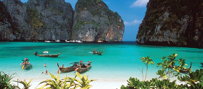 Especial turismo en Tailandia: Krabi