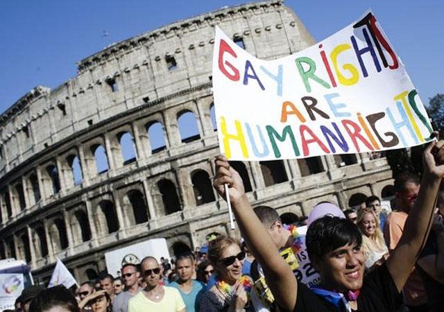 Unin civil versus matrimonio homosexual