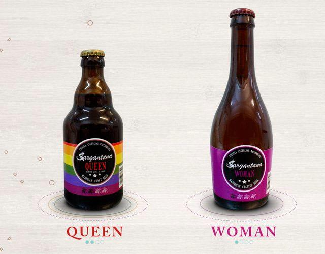 una cerveza damas acompañantes