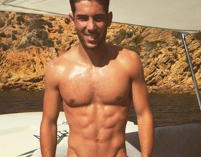 Zidane Naked 76