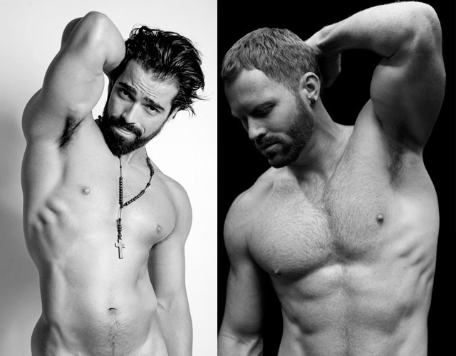 Macho GAY: 10 machos gay calientes para subir la temperatura