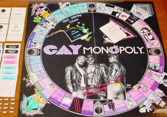 Juego realidad gay