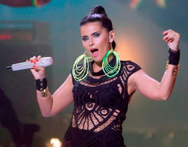 Nelly Furtado Eurovisión