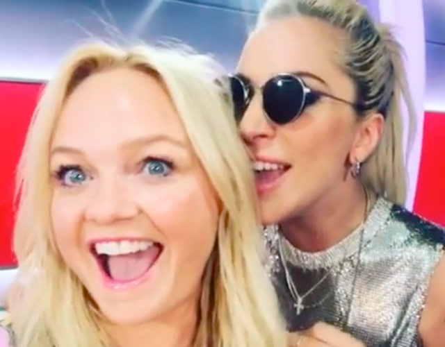 Lady Gaga canta '2 Become 1' de Spice Girls con Emma Bunton