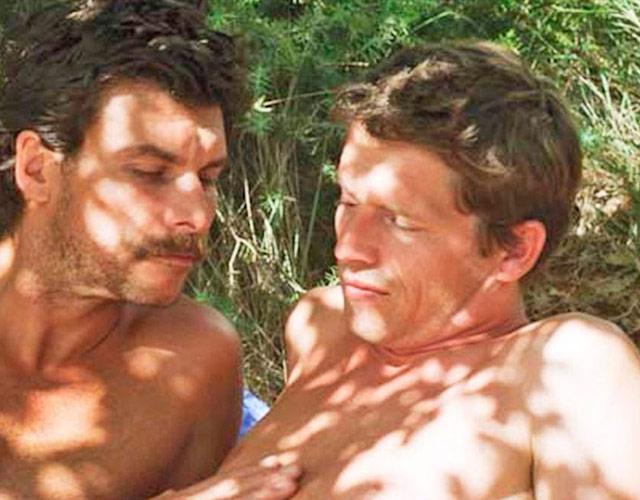 Dos chicos gay calientes