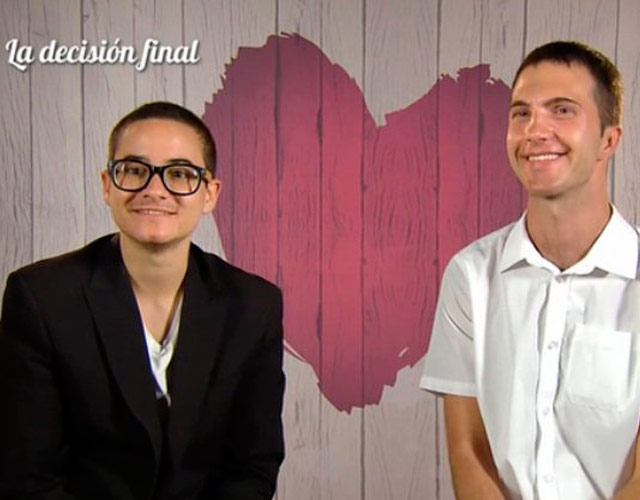 Cita entre un transexual y un intersexual en 'First Dates'