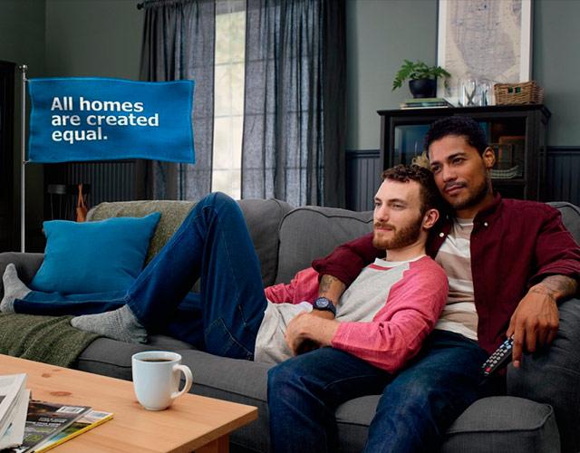 Ikea anuncio gay