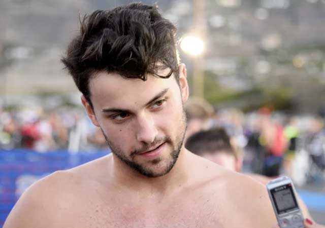 Jack Falahee, de 'How to get away with murder' sale del armario como hetero