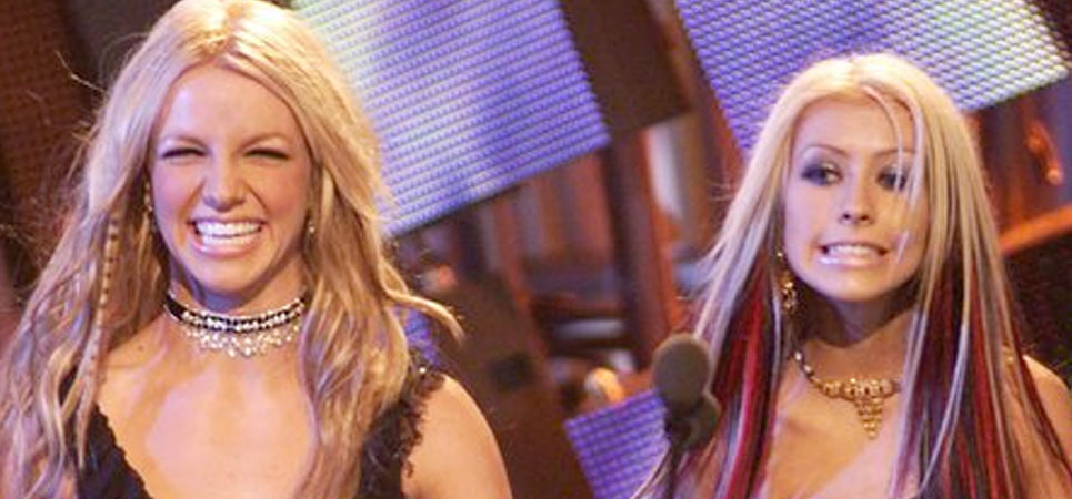 Britney Spears podría colaborar con Christina Aguilera en 'Do You Wanna Come Over'