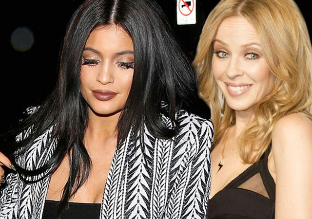Kylie Minogue pierde la batalla legal con Kylie Jenner