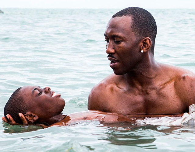 'Moonlight', la película gay que podría eclipsar a 'La La Land' en los Oscar