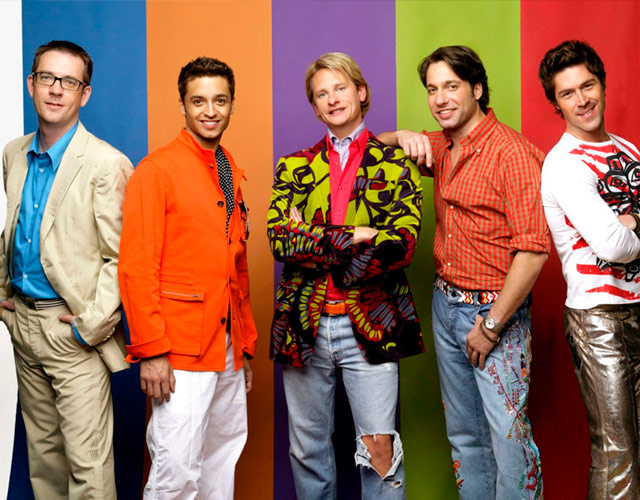 Vuelve 'Queer eye for the straight guy' en Netflix