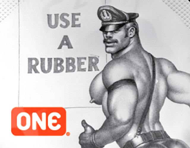 Llegan los condones de Tom Of Finland