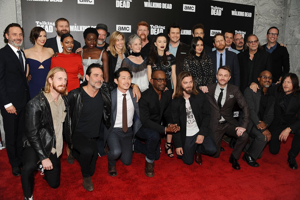'The Walking Dead' presenta a su primer protagonista gay