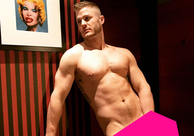 desnudos Hombres porno