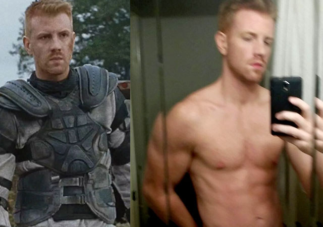 Daniel Newman es gay: el actor de 'The Walking Dead' sale del armario