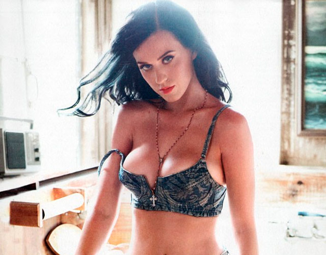 "Katy Perry busca ""Katy Perry hot"" en Google cuando se siente mal"