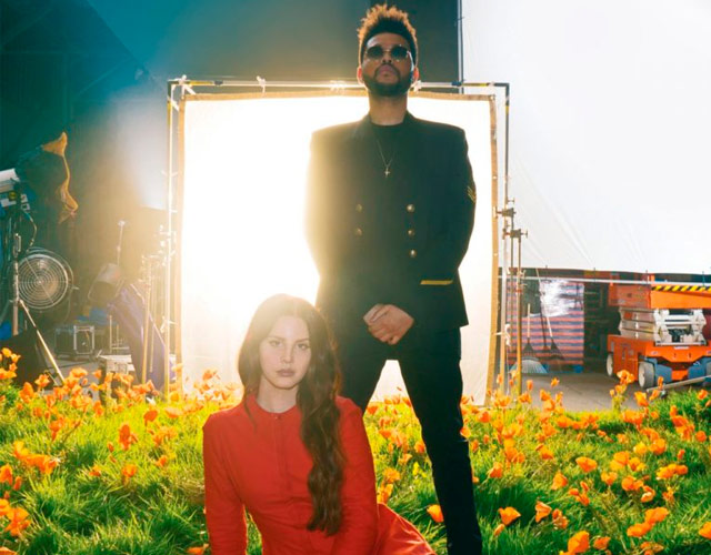 Lana Del Rey estrena 'Lust For Life' con The Weeknd