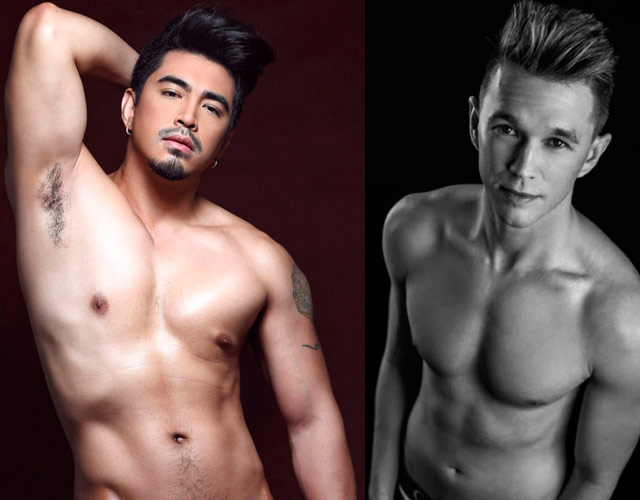 Los candidatos a Mr Gay World 2017 desnudos