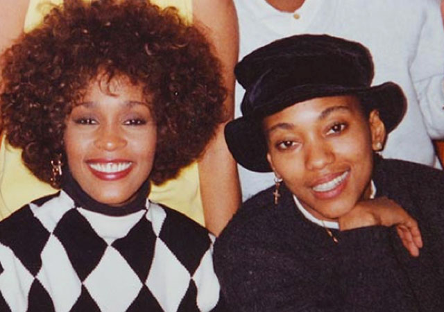 Un documental asegura que Whitney Houston era bisexual