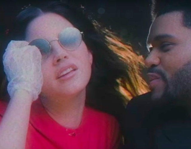 Lana Del Rey estrena vídeo para 'Lust For Life' con The Weeknd