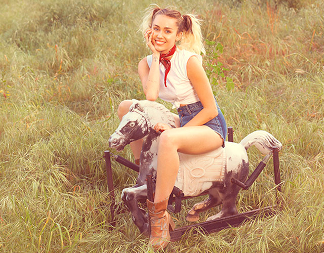 Miley Cyrus anuncia nuevo single, 'Malibu'